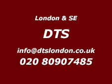 London and South East Installer DTS 020 80907485