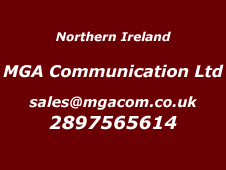 Northern Ireland installer MGA Communications Ltd 2897565614