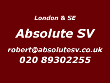 London and South East Installer AbsoluteSV 020 89332332