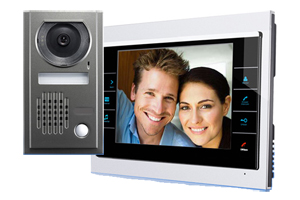 LYNX 10 inch Video Door Entry System