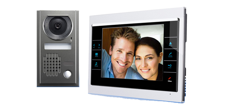 Intelligent Home Lynx 10 Inch Video Door Entry System House Door